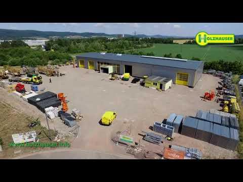Holzhauser GmbH Baumaschinen