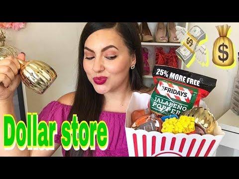 DOLLAR STORE HAUL, Cosas bonitas y novedosas por $1 dollar