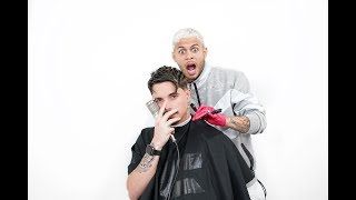 !! Must WatchJ Balvin Type Haircut Tutorial !!