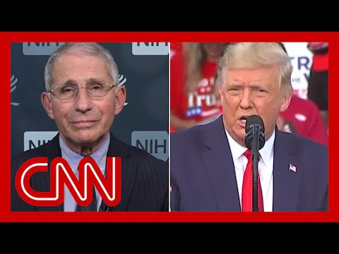 Dr. Fauci: 'Maybe we should be mandating' masks nationwide
