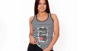 Комплект из майки и шорт от интернет магазина ModaLada.Ru(, 2016-08-02T10:22:19.000Z)