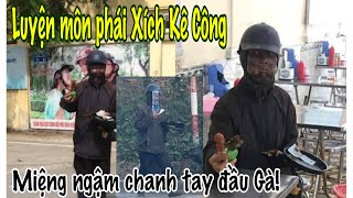Đã điều tra Âm mưu Nhóm bôi đen mặt cầm đầu gà xin ăn ở Hà Nội