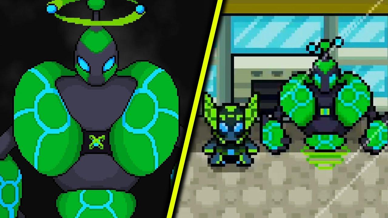 THE NUCLEAR LEGENDARY POKEMON! (Pokemon Uranium Nuzlocke)