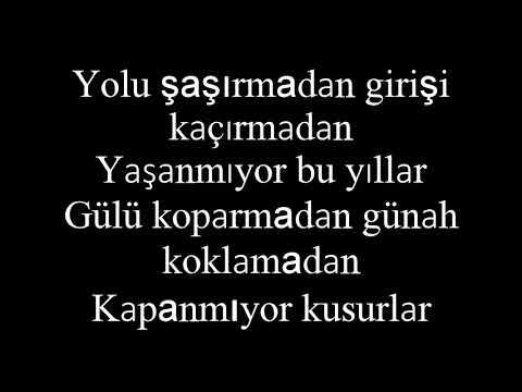 Cihan Mürtezaoğlu - Yollar Lyrics (sözleri)