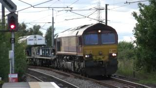 Repeat youtube video Snark In Transit! Part 3 -Passing Newcraighall