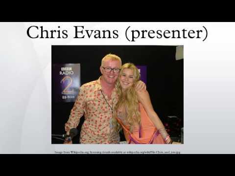 Chris Evans (presenter)