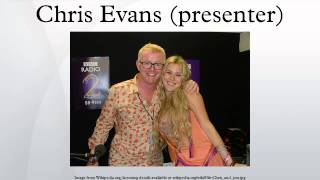 Chris Evans (presenter)