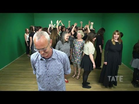 Spatial Confessions – BMW Tate Live: Performance Room