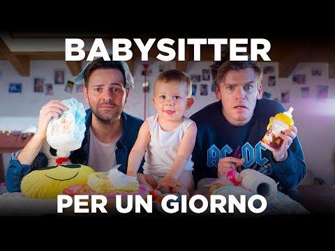 BABYSITTER PER UN GIORNO! - iPantellas