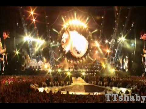 Take That - Patience (The Circus Tour Wembley 17part) HD