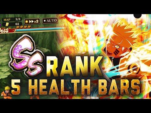 ** SS RANK NARUTO SUPER IMPACT NEAR TO IMPOSSIBLE *   ** Naruto Ultimate Ninja Blazing *
