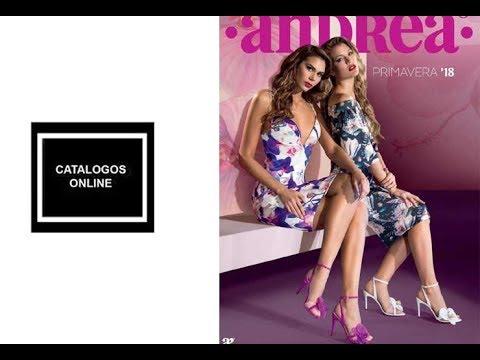 Catalogo zapato andrea 2018 primavera youtube for Nuovo arredo andria catalogo