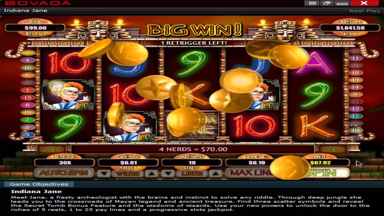Bovada Casino Review - Learn More About This Canadian Based