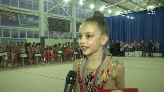 В Черкесске прошло открытое зимнее первенство КЧР по художественной гимнастике