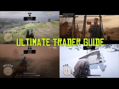 Red Dead Online Ultimate Trader Guide How To Make Money With The Trader