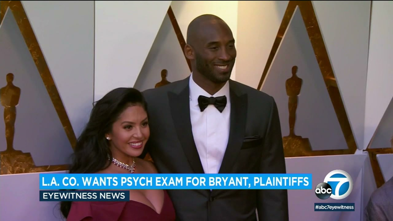LA County wants Vanessa Bryant to get a psych exam before her ...