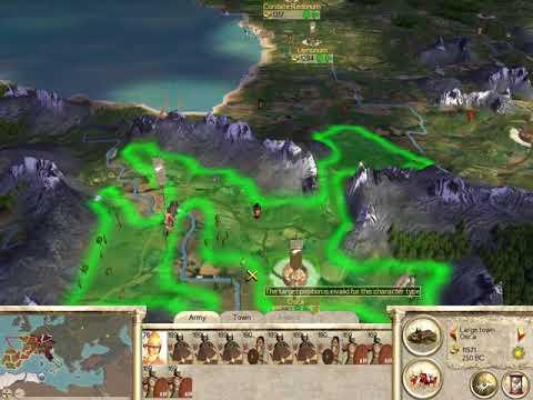 Rome: Total War-Iberia Campaign | Episode 10- The Battle of Lugdinensis Fields