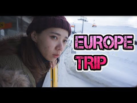 FANTINE: EUROPE TRIP | FRANCE, SWITZERLAND, ITALY, CZECH REPUBLIC