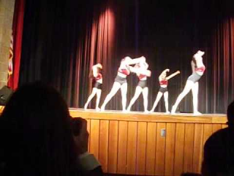 4/25/2015 My Passion Dance Studio Teens Performing @ JCC Metrowest