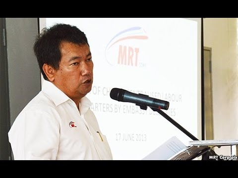 MRT Corp CEO resigns over accident