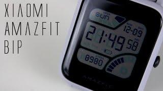 Xiaomi Huami Amazfit Bip - Не конкурент Apple Watch