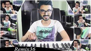 Remix 36 - Kayna Wla Makaynach - كاينة ولا ماكيناش