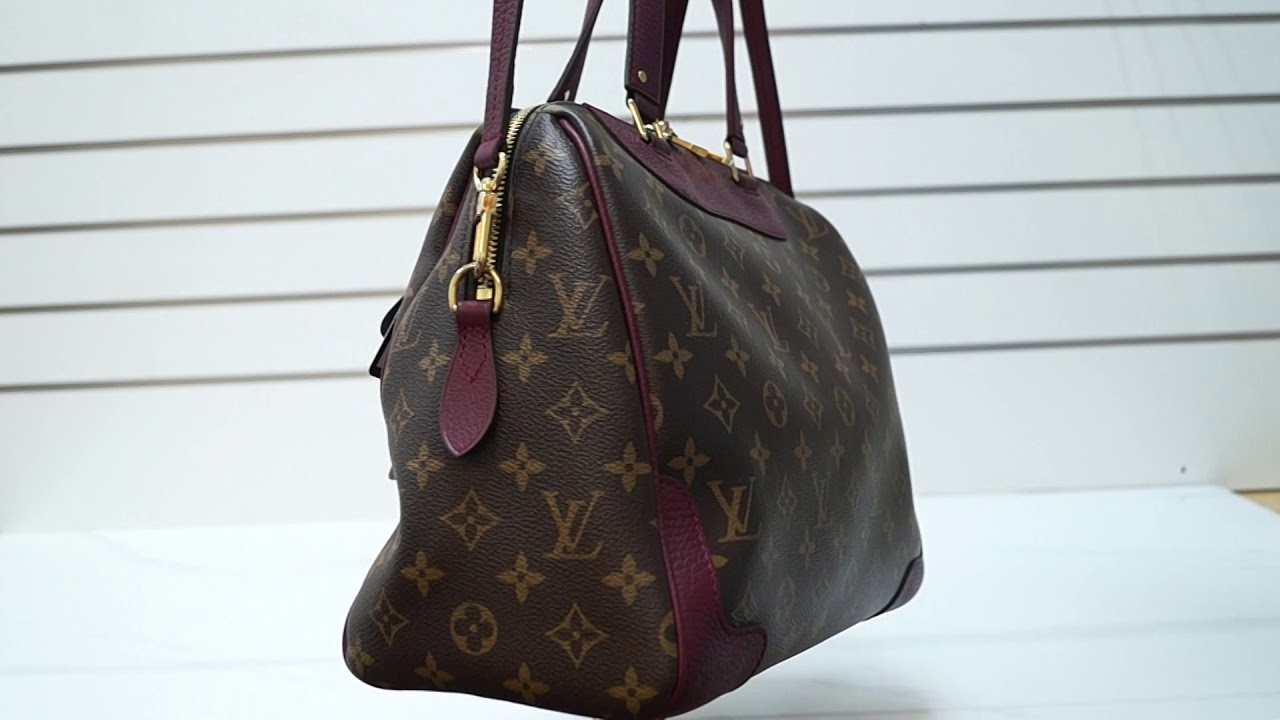 453427d0018d LOUIS VUITTON Retiro NM Aurore Monogram Canvas Shoulder Bag TT2924 ...