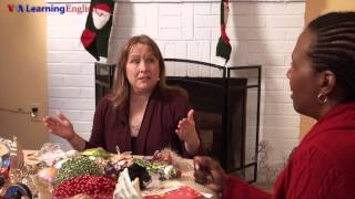 Christmas Traditions with VOA Learning English