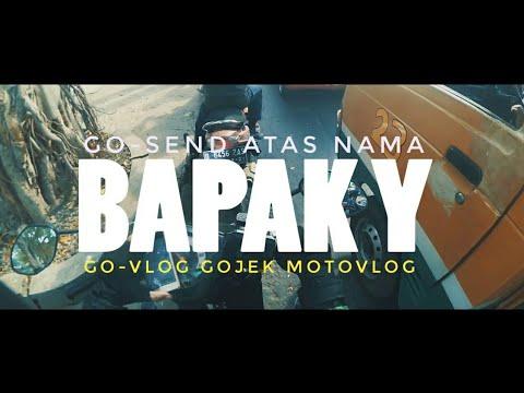 #6 Go-vlog Gojek Motovlog Bandung | Gosend Bukalapak, Atas Nama Bapak Y