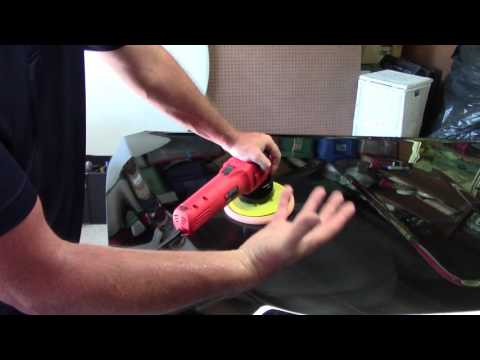 """Harbor Freight 6"""" Polisher vs Griot's 6"""" Polisher - Final Review & Who Will Win!"""