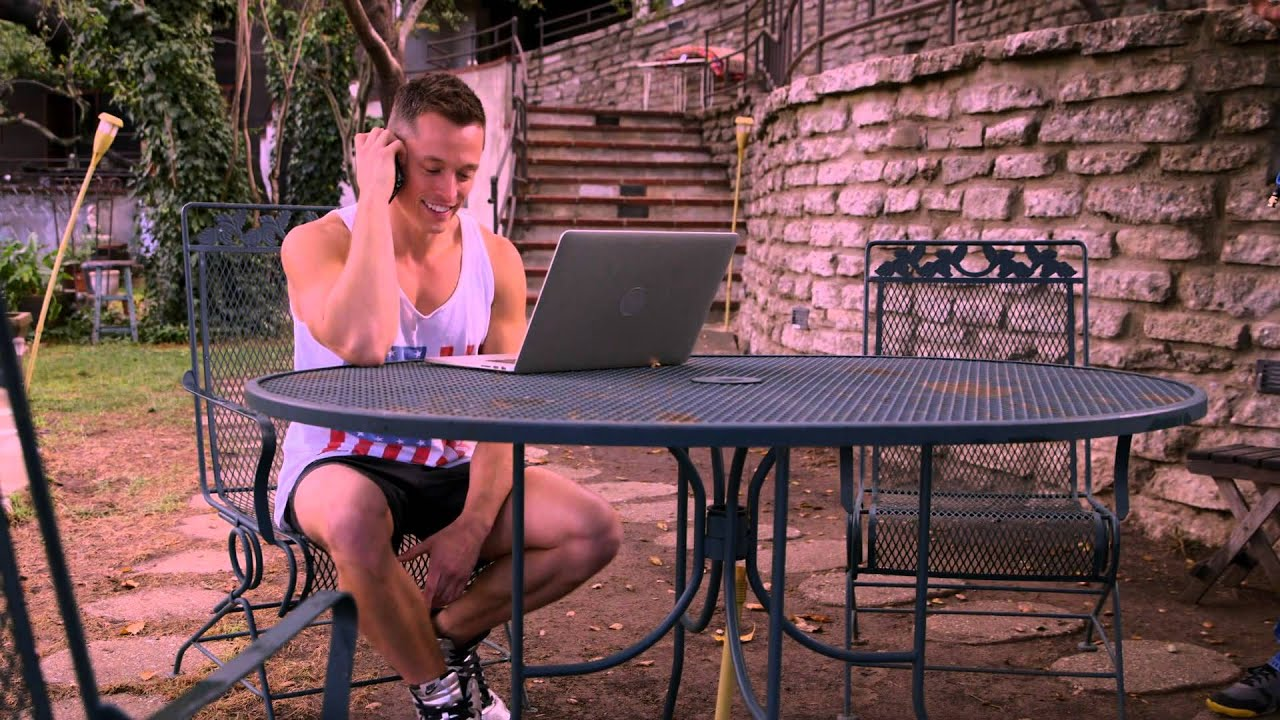 online dating rituals of the american male travis and davey