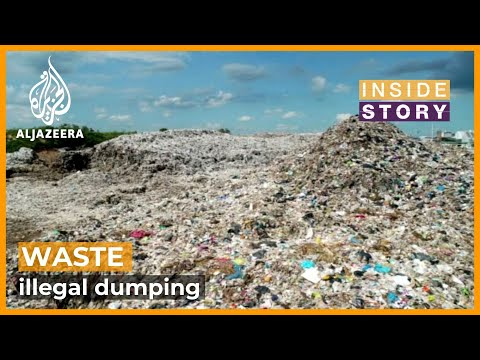 What should be done to stop illegal waste dumping? | Inside Story