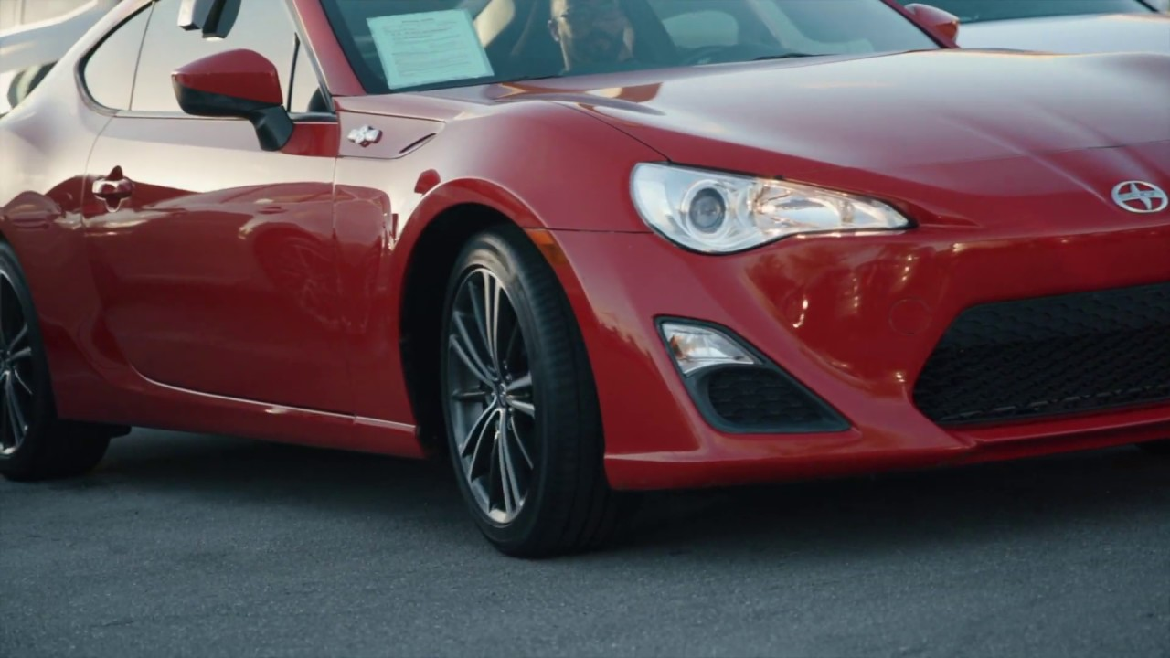 Scion Frs Off Lease Only Youtube