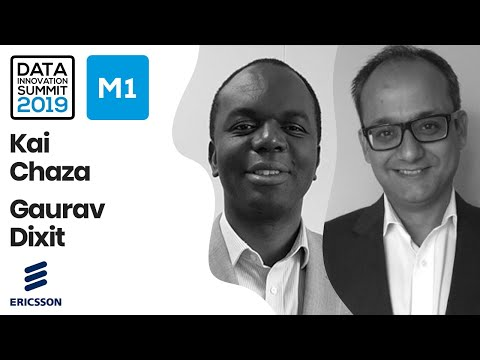 AI Enabled Zero-Touch, Real-Time, Telecom & IT Network Design - Kai Chaza & Gaurav Dixit, Ericsson