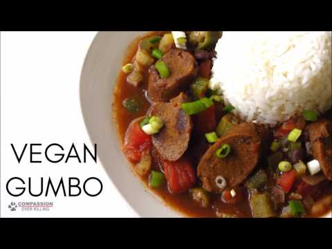 Vegan Gumbo - VegWeek 2017