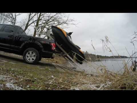 Hydraulic Jet Ski Lift Movie