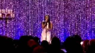 Alexandra Burke Hallelujah on Top of The Pops