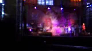 PRASASTI SUNDAWI. (fenomena) gugang garam ROCK festival. GOR Saparua bandung