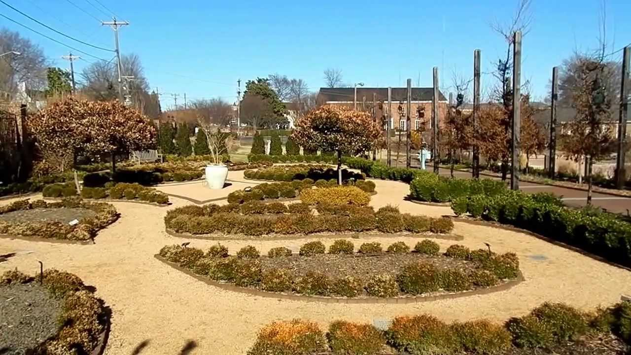 Paul J. Ciener Botanical Garden Snippet