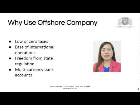 What Is An Offshore Company And How You Can Benefit