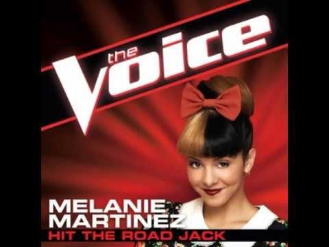 "Melanie Martinez: ""Hit The Road Jack"" - The Voice (Studio Version)"