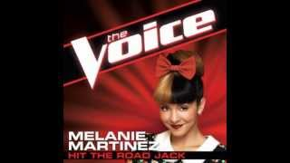 "Melanie Martinez: ""Hit The Road Jack"" - The Voice (Studio Version)"