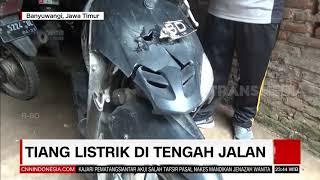 Tiang Listrik Di Tengah Jalan | REDAKSI MALAM (24/02/21)