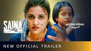 Saina - New Trailer | Parineeti Chopra, Eshan Naqvi, Shubhrajyoti Barat |Amazon Prime Video|April 23