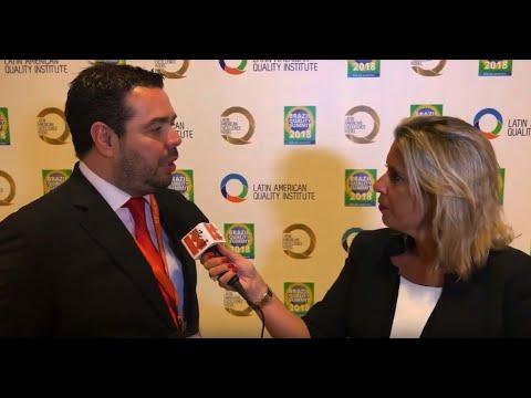 Brazil Quality Summit 2018 - Entrevista CEO & Founder de LAQI Daniel Maximilian Da Costa