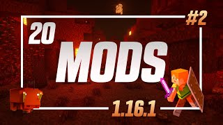 Top 20 Mods Para Minecraft 1.16.1 #2