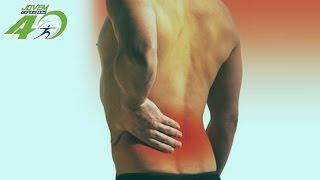 Constante costas inferior das dor na parte