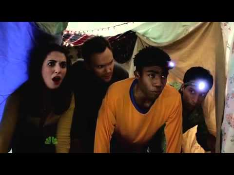 'Community' TV Show Season 2 Episode 9 and Latvian Inde ...