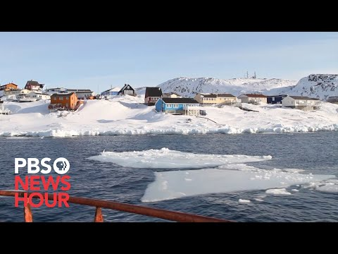 How Chinese is expanding its influence over Greenland