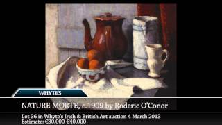 A COLLECTION OF WORK BY RODERIC O'CONOR Video